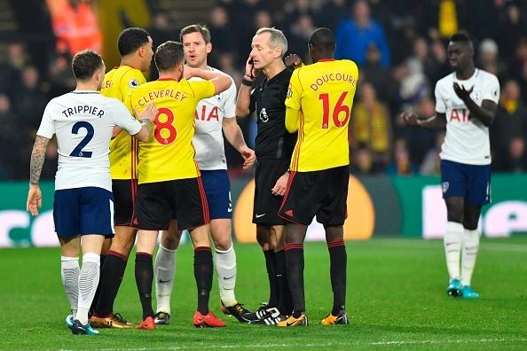 Watford 1-1 Tottenham: Tam the do tai hai hinh anh 14