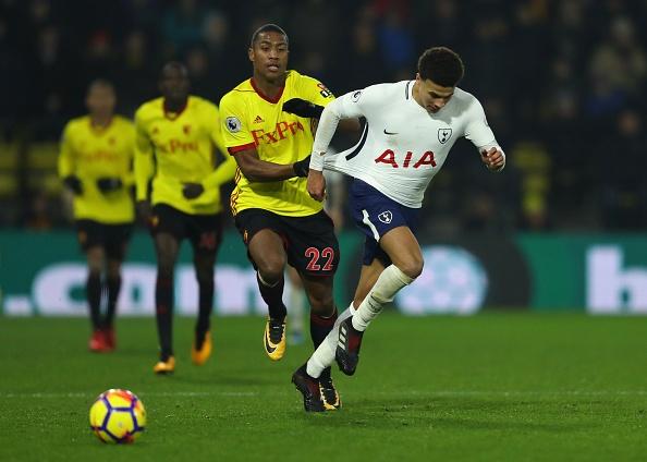 Watford 1-1 Tottenham: Tam the do tai hai hinh anh 17