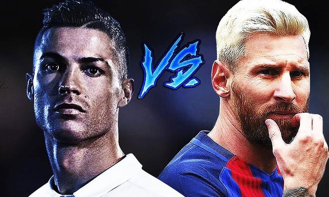 Gan mot thap ky thong tri Qua bong vang cua Ronaldo, Messi hinh anh