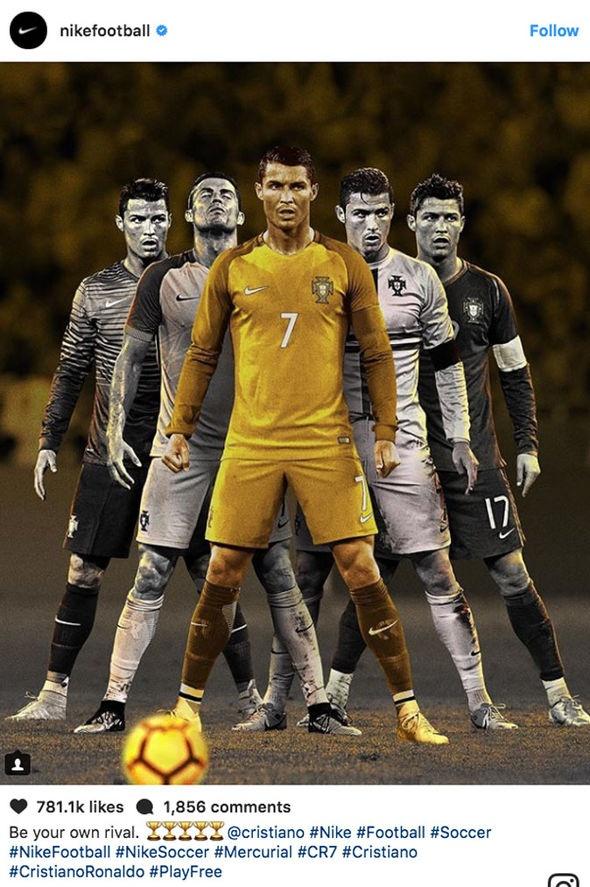 Ronaldo gianh Qua bong vang thu 5, can bang ky luc cua Messi hinh anh 16