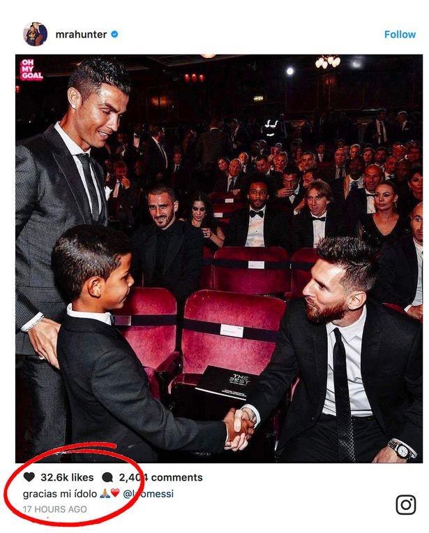 Ronaldo gianh Qua bong vang thu 5, can bang ky luc cua Messi hinh anh 10