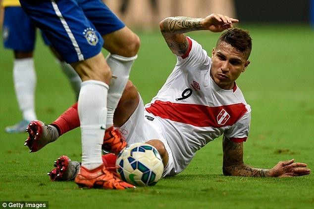 Doi truong tuyen Peru mat World Cup vi doping hinh anh 1