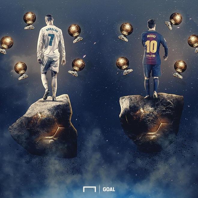 Ronaldo gianh Qua bong vang thu 5, can bang ky luc cua Messi hinh anh 51