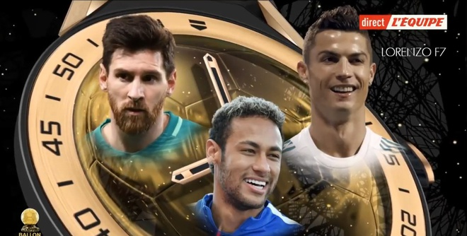 Ronaldo gianh Qua bong vang thu 5, can bang ky luc cua Messi hinh anh 46