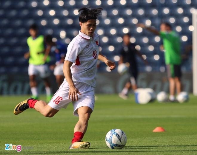 U23 Viet Nam 4-0 U23 Myanmar: Quang Hai lap cu dup dang cap hinh anh 7