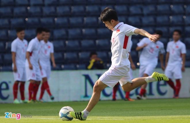 U23 Viet Nam 4-0 U23 Myanmar: Quang Hai lap cu dup dang cap hinh anh 8
