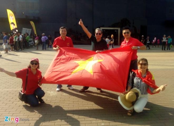 U23 Viet Nam 4-0 U23 Myanmar: Quang Hai lap cu dup dang cap hinh anh 5
