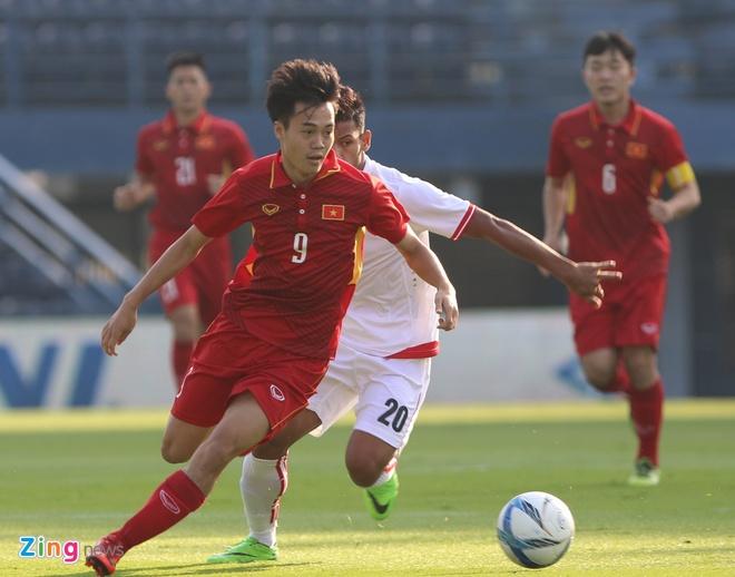 U23 Viet Nam 4-0 U23 Myanmar: Quang Hai lap cu dup dang cap hinh anh 12