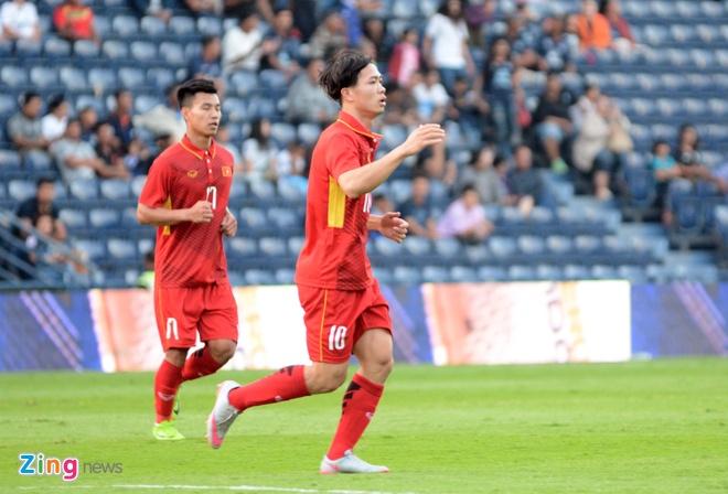U23 Viet Nam 4-0 U23 Myanmar: Quang Hai lap cu dup dang cap hinh anh 2