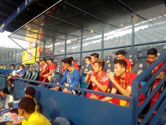 U23 Viet Nam 4-0 U23 Myanmar: Quang Hai lap cu dup dang cap hinh anh 9