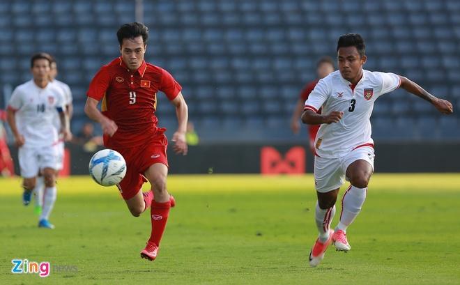 U23 Viet Nam 4-0 U23 Myanmar: Quang Hai lap cu dup dang cap hinh anh 21