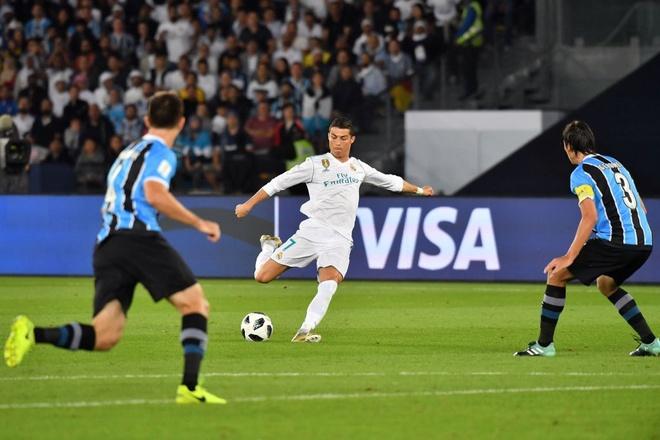 Ronaldo giup Real lap ky luc o cup the gioi CLB hinh anh 4