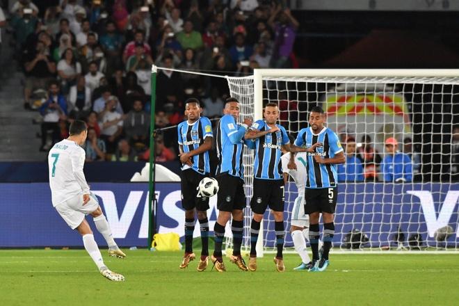 Ronaldo giup Real lap ky luc o cup the gioi CLB hinh anh 6