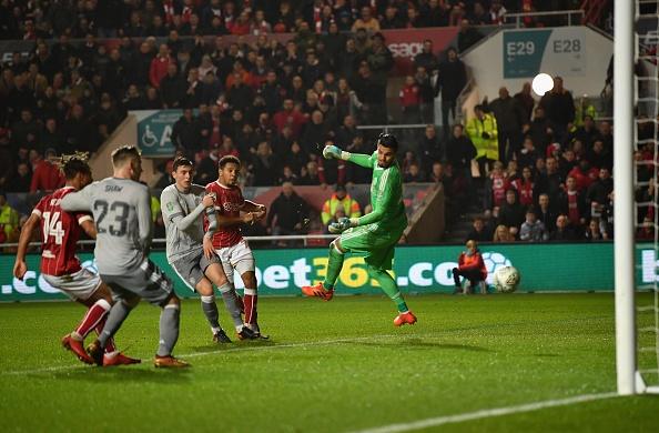 Mourinho: 'Bristol da gap may' hinh anh 1