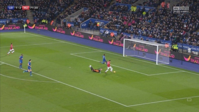 4 pha bo lo bi Mourinho goi la 'tro he' o tran hoa Leicester hinh anh 3