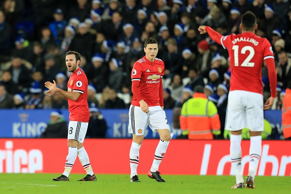 4 pha bo lo bi Mourinho goi la 'tro he' o tran hoa Leicester hinh anh 1