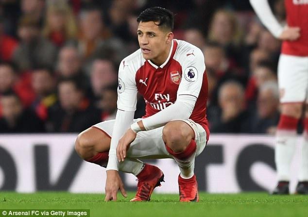 Arsenal san sang de Sanchez ra di voi gia 35 trieu bang hinh anh 2