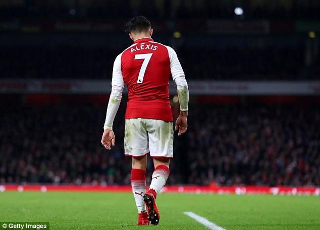 Arsenal san sang de Sanchez ra di voi gia 35 trieu bang hinh anh 1