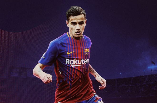 Vi sao Barca quyet tam so huu Coutinho ngay trong thang 1? hinh anh