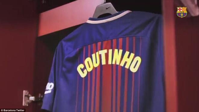 Coutinho rang ro len duong ky hop dong voi Barca hinh anh 6