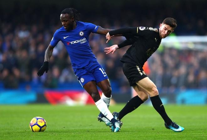 Hoa Leicester, Chelsea lo co hoi vuot MU tren bang xep hang hinh anh 26