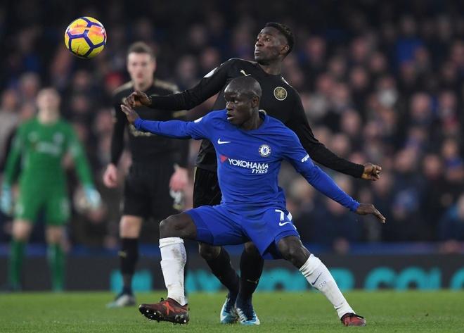 Hoa Leicester, Chelsea lo co hoi vuot MU tren bang xep hang hinh anh 33