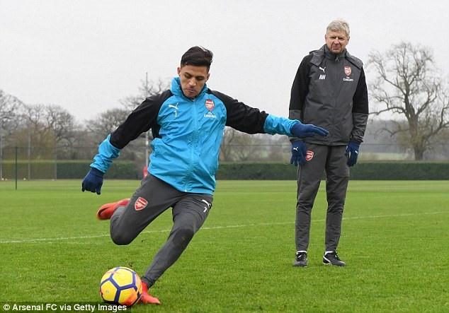 Vang Sanchez, Oezil, Arsenal thua nguoc Bournemouth 1-2 hinh anh 6