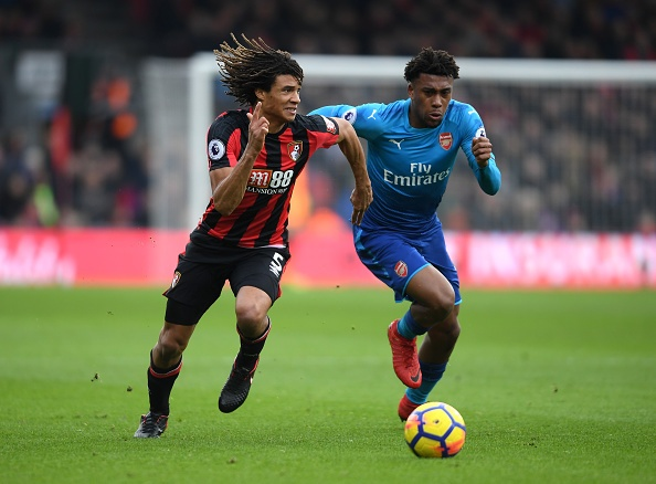 Vang Sanchez, Oezil, Arsenal thua nguoc Bournemouth 1-2 hinh anh 17