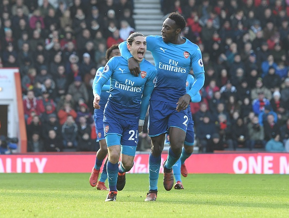 Vang Sanchez, Oezil, Arsenal thua nguoc Bournemouth 1-2 hinh anh 24