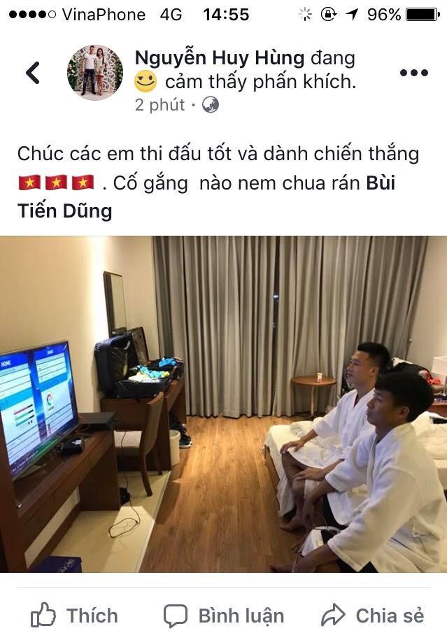 Tuong thuat U23 VN vs U23 Qatar (2-2, 4-3 pen): Chien thang nghet tho hinh anh 31