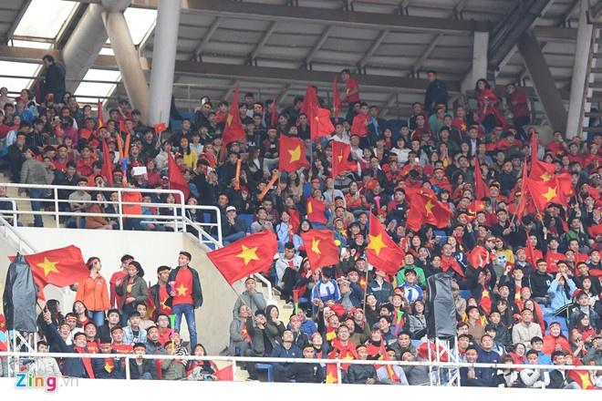 Chung ket U23 chau A: CDV Viet Nam soi dong truoc gio 'G' hinh anh 21
