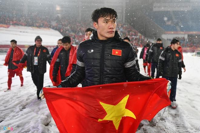 Trang tin bong da London goi U23 Viet Nam la anh hung dan toc hinh anh 8