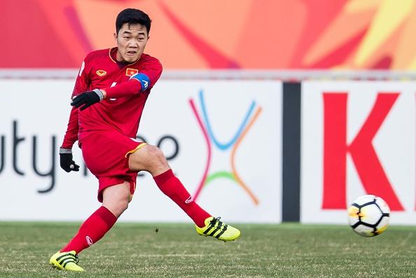 Xuan Truong, Tien Dung noi gi sau tran chung ket U23 chau A? hinh anh 1