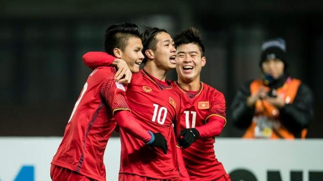 U23 Viet Nam - mat sau cua thanh cong anh 1