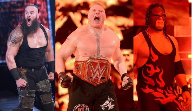 Bi len goi dau, nha vo dich WWE cay cu dam guc ban dien hinh anh 1