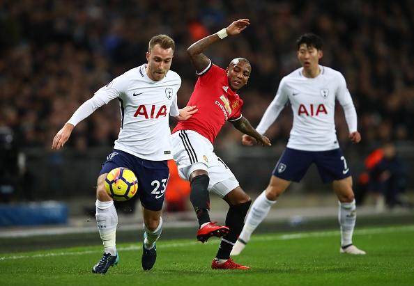 Sanchez da chinh, MU tham bai 0-2 tren san Tottenham hinh anh 11