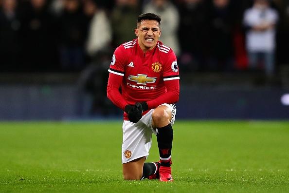 Sanchez da chinh, MU tham bai 0-2 tren san Tottenham hinh anh