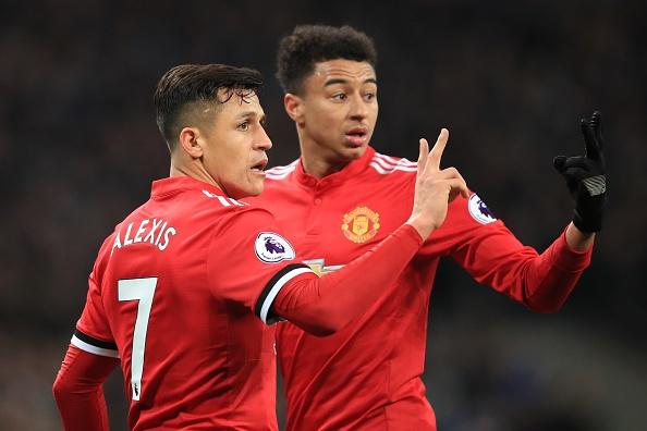 Sanchez da chinh, MU tham bai 0-2 tren san Tottenham hinh anh 1