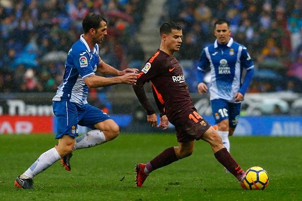 Coutinho im tieng, Barca dut mach thang tai La Liga hinh anh 11