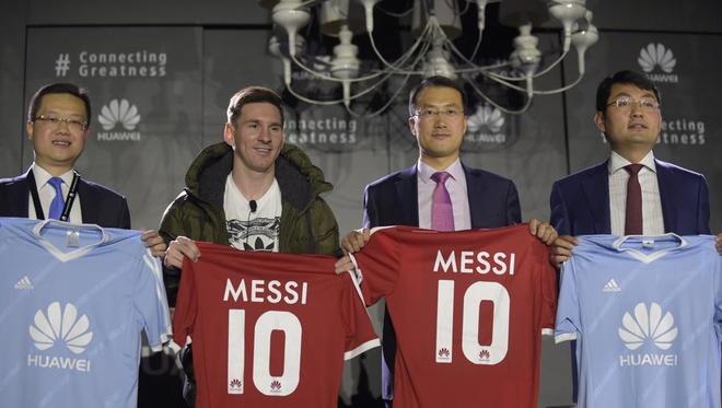 Trung Quoc va giac mo thong tri bong da the gioi thong qua Messi hinh anh 1