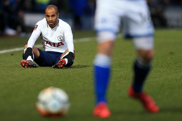 Harry Kane lap cong, Tottenham van phai da lai FA Cup voi doi hang 2 hinh anh 3