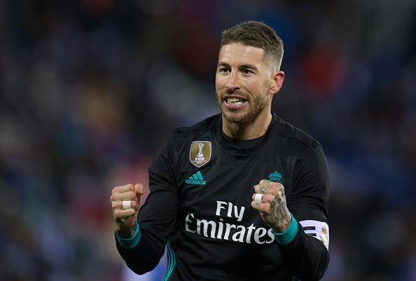 Ramos ghi ban, lap ky luc the phat trong tran thang Leganes hinh anh
