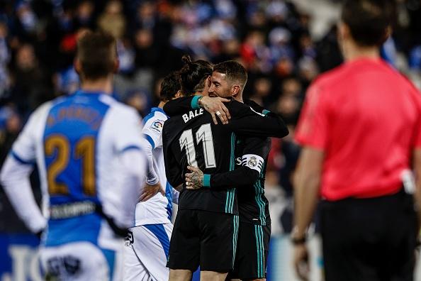 Ramos ghi ban, lap ky luc the phat trong tran thang Leganes hinh anh 11