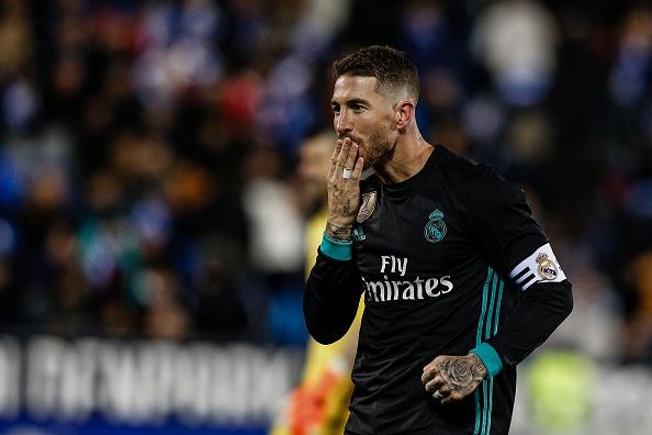 Ramos ghi ban, lap ky luc the phat trong tran thang Leganes hinh anh 9