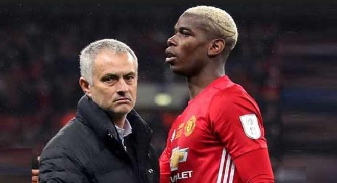 Bao ve Mourinho, lanh dao MU dan mat Paul Pogba hinh anh