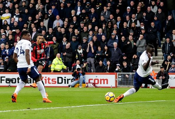 'Sonaldo' lap cu dup giup Tottenham thang nguoc Bournemouth 4-1 hinh anh 1