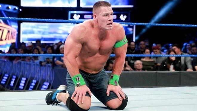 John Cena thach dau The Undertaker tai Wrestle Mania hinh anh 2