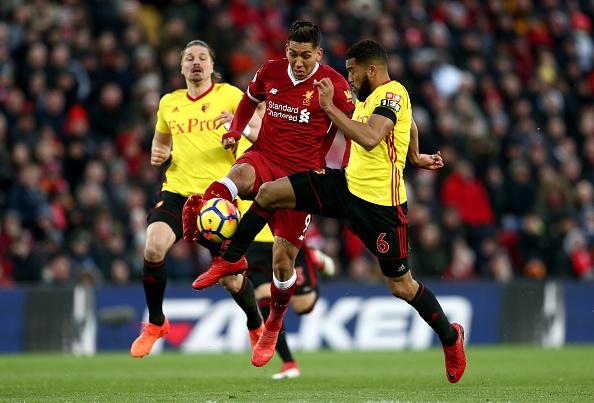 Lap poker vao luoi Watford, Salah ghi danh lich su Premier League hinh anh 3