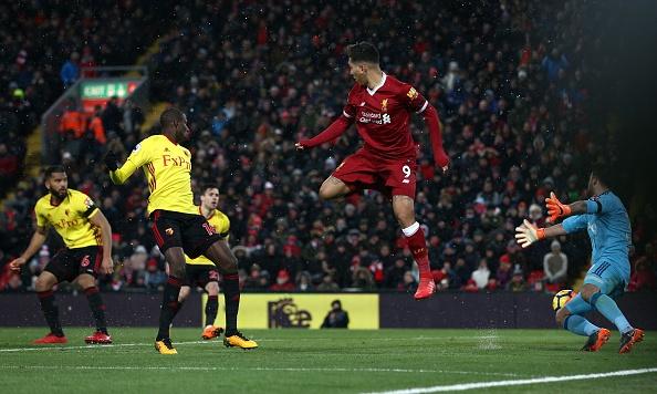 Lap poker vao luoi Watford, Salah ghi danh lich su Premier League hinh anh 5