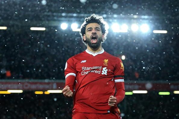 Lap poker vao luoi Watford, Salah ghi danh lich su Premier League hinh anh